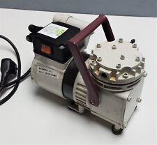 KNF Neuberger N022AT.18 PTFE Diaphragm Lab Vacuum Comp Pump, FOR REPAIR OR PARTS