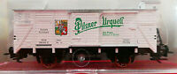 Fleischmann boxcar for beer transport with sliding doors 5357 in Urquell Livery