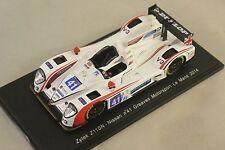 Spark S4220 - ZYTEK Z11SN Nissan Greaves n°41 Le Mans 2014 M. Munemann 1/43