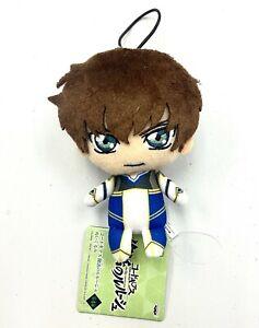 Code Gease Resurrection Mini Mascot Charm Toy Plush Doll Suzaku Kururugi BP39179
