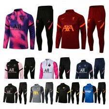 Erwachsene PSG Fußball Sportswear Herren  Fußball Trainingsanzug Top Unterteile