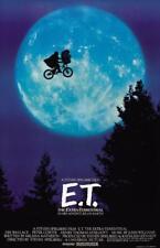 E.T. EXTRATERRESTRE POSTER FILM LOCANDINA STEVEN SPIELBERG CINEMA STAMPA #4