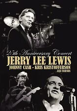 Jerry Lee Lewis, Kris Kristofferson, Johnny Cash - The 25th Anniversary Concert