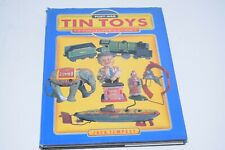 Post-War Tin Toys - A Collector's Guide - J. Tempest - 1991