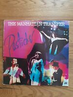 The Manhattan Transfer ‎– Pastiche Atlantic ‎– K 50444 Vinyl, LP, Album