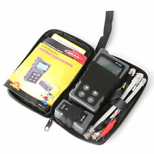 More details for multi-functional lcd network cable tester poe checker inline voltage tester q0n5
