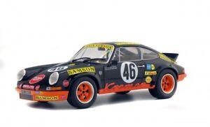 SOL1801110 - Car Of 1000KM Spa N°46 - Porsche 911 Rsr - 1973