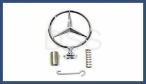 Genuine Mercedes w114 w115 Hood Emblem Star Mount Kit Front Engine OE 1155860488