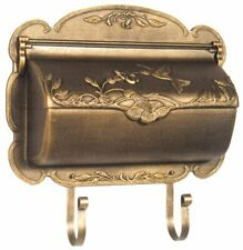 Special Lite Products Hummingbird Horizontal Wall Mounted Mailbox Shb-1004 Finis