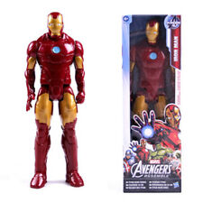 Anime Marvel Action Figure Avengers Iron Man 11.8'' Figurine Collect Kids Gifts