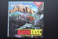 Demo gameDISC - 15 PC game demo disc Volume 5 by sendai interactive Windows