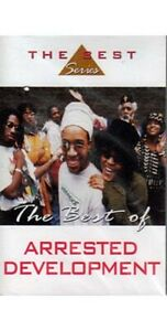 Best of: Arrested Development ~ Rock ~ Cassette ~ New