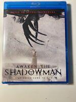 Awaken the Shadowman with James Zimbardi : New Blu-ray Horror Movie Free Ship!