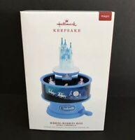 Hallmark 2019 Keepsake Ornament Bibbidi-Bobbidi-boo Disney Cinderella Castle New