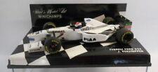 Voitures de courses miniatures blancs pour Tyrrell 1:43
