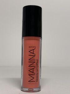 Manna Kadar Beauty LipLocked Lip Locked Priming Gloss Stain CORAL CRUSH Travel