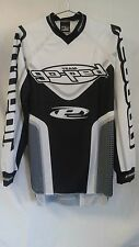 New OEM Go-Ped GoPed Team Jersey Size Large  Black/Gray
