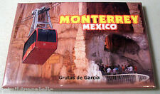 MONTERREY MEXICO GRUTAS DE GARCIA MAGNET SOUVENIR TOURIST TRAVEL COLLECTOR CAVES
