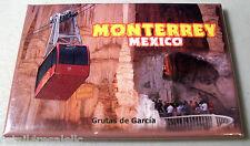 MONTERREY MEXICO GRUTAS DE GARCIA MAGNET SOUVENIR TOURIST TRAVEL COLLECTOR CAVES