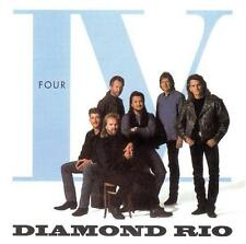 DIAMOND RIO - IV (Four) (CD 1996) USA Import EXC Bluegrass Country