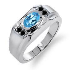 Blue Topaz Heating Fine Jewellery