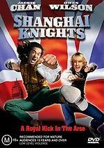 Shanghai Knights * NEW DVD * (Region 4 Australia)