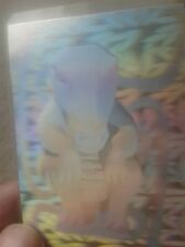 Jumanji - 1995 SkyBox - Hologram Card - H3 Crocodile Token