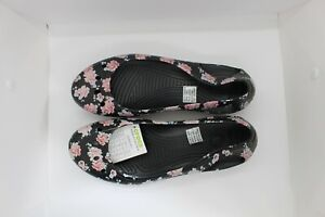 SHOES/FOOTWEAR - Kadee Printed Flat floral