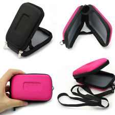 New Universal Portable Hard Bag Digital Camera Case Cover Pouch With Zipper