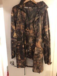 Deerhunter Hunting Jacket And Trousers Brand New OCEAN