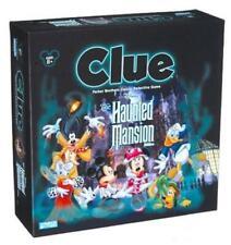 Parker Bros Boardgame Clue (Disney Haunted Mansion Edition) Box VG+