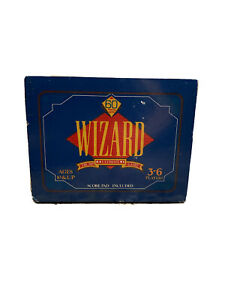 WIZARD Card Game - The Ultimate Game Of Trump - Complete