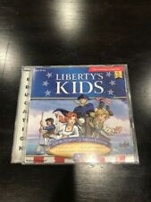 LIBERTY'S KIDS 2002 PC/MAC CD ROM  AGES 8-12  THE LEARNING COMPANY PBS Kids