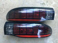 1993-2002 Firebird Formula Trans Am WS6 Tail Light LT1 CHECKERED Style Set RARE