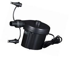 Bestway Bw62056 Sidewinder AC Air Pump With 3 Valve Adaptors for Paddling Pools
