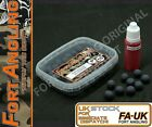 """FA-UK  """"10MM ROUND HI-ATTRACT POP UP`s - NO: 1 HOOK BAITS"""" ALL FLAVORS (+/-60GR)"""