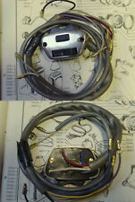COMMUTATORE LUCI INTERRUTTORE NOS SWITCH LAMBRETTA 150 LI III ORIGINAL 9 WIRE