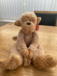 Monkey With Hanging Loop Hands Keel Toys