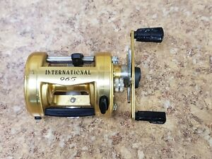 Penn International 965 Reel Made In USA Pre-owned Free Shipping