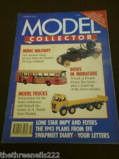 MODEL COLLECTOR - MINIC MILITARY - MARCH 1993