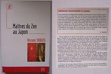#) maîtres du Zen au Japon - Masumi Shibata