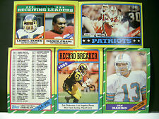 1986 Topps Football You Pick 3 For A Dollar Complete Your Set Nmt All U Want