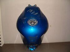"""1998-1999 Kawasaki ZX900C """"ZX9R"""" Blue Gas Tank"""