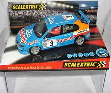 "SCALEXTRIC 6143 SEAT LEON  #3  L.M.REYES""  SPEEDY   MB"