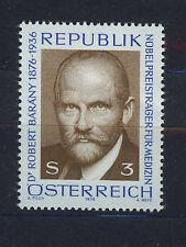 AUSTRIA 1976 MNH SC.1031 Dr.Robert Barany,Nobel Prize