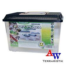 Dragon PET PLAZA - Faunabox - Kunststoff Terrarium - MEDIUM