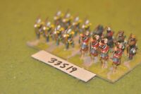 25mm medieval / english - archers 16 figures - inf (33519)