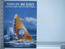 Pegatina Sticker Zeeman-navegar-ropa 100 Days (5609)