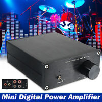 100W×2 Mini Digital Power Amplifier TPA3116D2 2-Channel HiFi Stereo Subwoofer