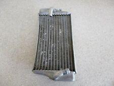 2001 HONDA CR250 NON FILL SIDE RADIATOR OEM LEFT SIDE RAD, 19015-KZ3-J25, MX44